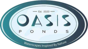 Oasis Ponds & Waterscapes Logo